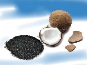 Активированный уголь кокосовый Sillcarbon 500гр 3