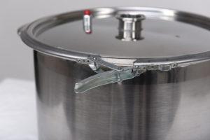 Перегонный куб luxstahl со стандартной крышкой 4