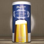 Пивной концентрат Muntons Continental lager, 1,8 кг