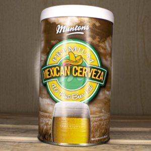 Пивной концентрат Muntons Mexican Cerveza