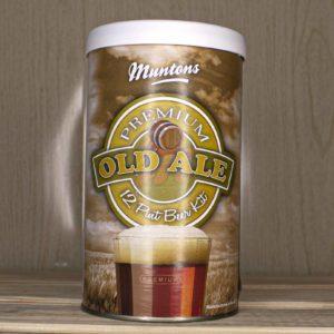 Пивной концентрат Muntons Old Ale, 1,5 кг