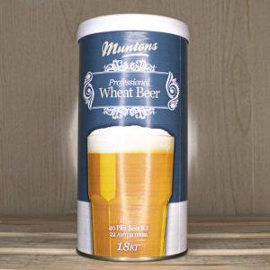 Пивной концентрат Muntons Whеat Beer, 1,8 кг