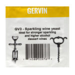 Дрожжи винные Gervin GV3 Sparking Wine
