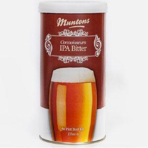 Пивной концентрат «Muntons» IPA Bitter 1,8 кг
