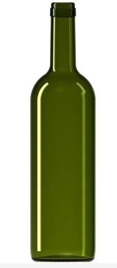 Бутылка винная 0,75л «Бордо»