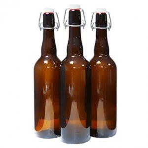 Бутылка с бугельной пробкой 3