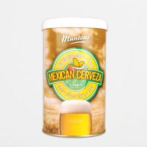 Пивной концентрат Muntons Mexican Cerveza 1,5 кг