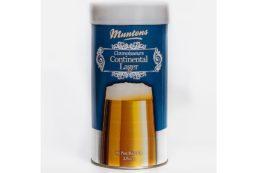 Пивной концентрат «Muntons» Continental lager 1,8 кг