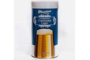 Пивной концентрат Muntons Continental lager 1,8 кг 3