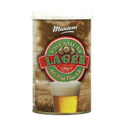 Пивной концентрат «Muntons» Lager 1,5 кг