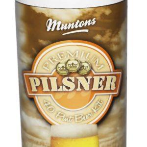 Пивной концентрат «Muntons» Pilsner 1,5 кг