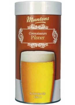 Пивной концентрат «Muntons» Pilsner 1,8 кг