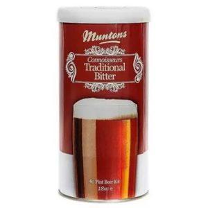 Пивной концентрат Muntons Traditional Bitter 1,8 кг