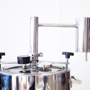 Дистиллятор классический под кламп 1.5″ (без бака)