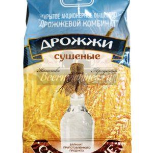 Спиртовые дрожжи «Дрожжевой комбинат», 250 г (Беларусь)