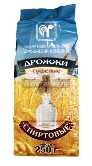 Спиртовые дрожжи «Дрожжевой комбинат» (Беларусь) 2