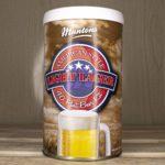 Солодовый экстракт Muntons American Lager, 1,5 кг