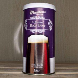 Солодовый экстракт Muntons Bock Beer, 1,8 кг