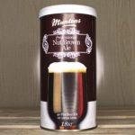Солодовый экстракт Muntons Nut Brown, 1,8 кг
