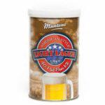 Солодовый экстракт Muntons American Lager 1,5 кг