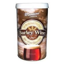 Солодовый экстракт Muntons Barley Wine 1,5 кг