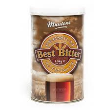 Солодовый экстракт Muntons Best Bitter 1,5 кг