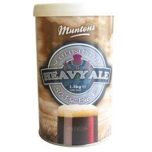 Солодовый экстракт Muntons Heavy Ale 1,5 кг