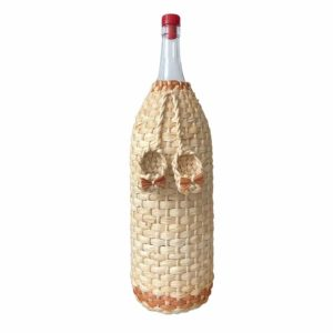 Бутылка «Четверть» декор