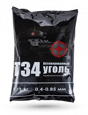 "Уголь ""Alcotec T-34"" 1 кг, 3"