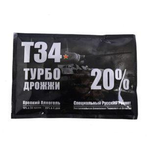 Дрожжи Т-34
