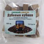 Дубовые кубики средней обжарки 150 гр