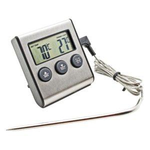Термометр электронный с щупом