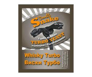 Турбо дрожжи Double Snake Whisky TURBO