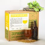 Зерновой набор Золотой Бельгийский эль на 20 литров