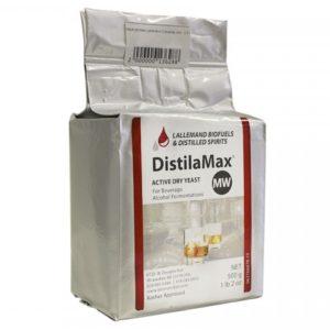 Дрожжи cпиртовые DistilaMax MW