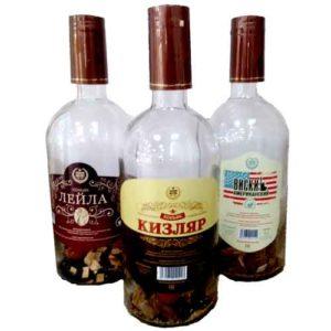 Набор для настойки в бутылке
