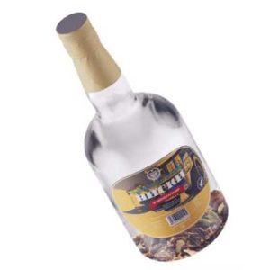 Виски с дубовым углем и минералами