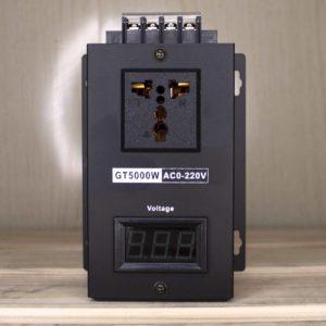 Регулятор 5 кВт GT-5000 1