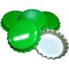 Кроненпробки зеленые, 80 шт