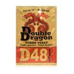 Дрожжи DoubleDragon D48