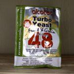Дрожжи Alcotec Fruit & Grain 48 Turbo, 143 гр