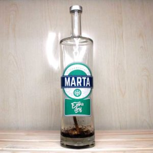 Настойка Вермут Marta Extra dry