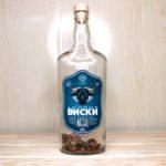 Настойка Дымный виски