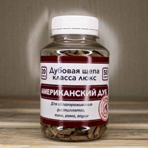 Щепа дубовая Американский Дуб 50 гр