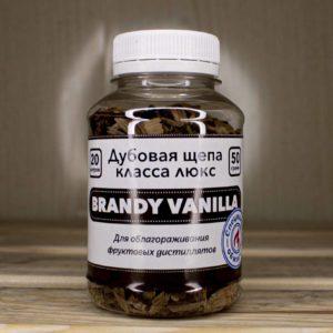 Щепа дубовая Brandy Vanilla 50 гр