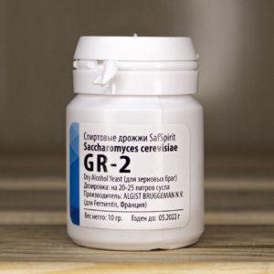 Дрожжи SafSpirit GR-2