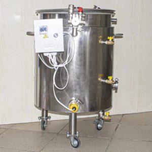 Пароводяной котел ПВК 125 литров