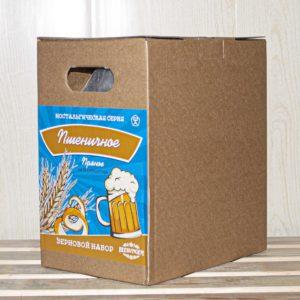 Зерновой набор Пшеничное пряное на 20л