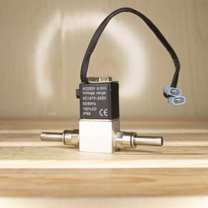 Клапан отбора КБ-223 для автоматики
