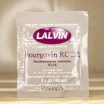 Винные дрожжи Lalvin RC212, 5 гр